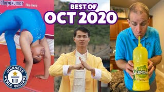 Outstanding October Records! - Guinness World Records