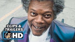 GLASS Clips + Trailers (2019)