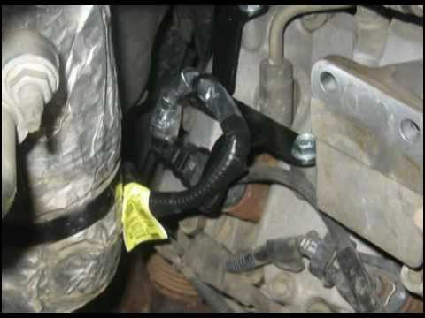2004 Chevy K2500 LLY Duramax Engine - YouTube