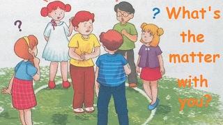 Tiếng anh lớp 5 (tập 2) Unit 11 - Bộ GD ĐT  Bé học tiếng anh ở trường tiểu học