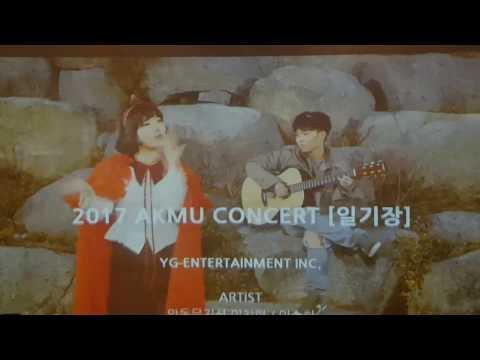 [1080p] 왕감자SONG + 찬깨비 (악동뮤지션 콘서트 '찬혁일기' , 170324)
