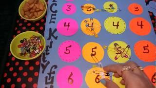 CONFUSION dice mastiiiiii kitty fun game (all types of party