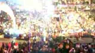 Randy Orton Entrance at Backlash 2008
