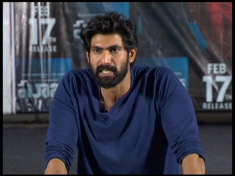 Rana-Special-Interview-About-Ghazi-Movie