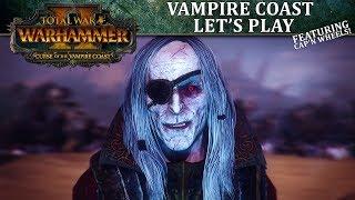 Total War: WARHAMMER II - Vampire Coast Játékmenet