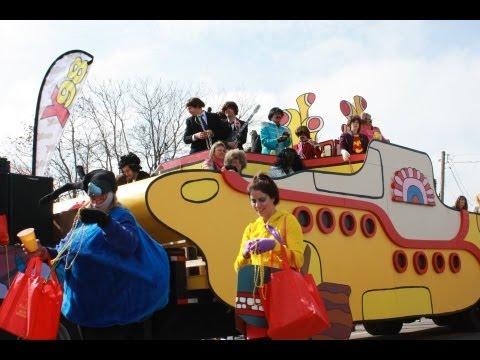 St. Louis Mardi Gras Parade 2013