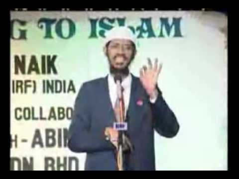 Why the West Is Coming to Islam Dr Zakir Naik