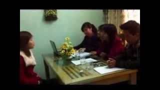 phỏng vấn tuyển dụng nhân viên kinh doanh