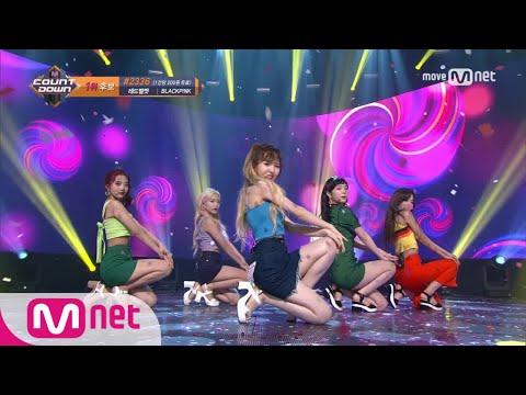 [Red Velvet - Red Flavor] KPOP TV Show | M COUNTDOWN 170720 EP.533