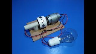 Electric 2019 Free Energy Generator 100% Self Running With