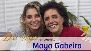 Mix Palestras | Entrevista com Maya Gabeira