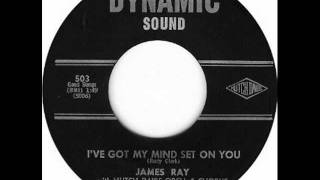 James Ray - I've got my mind set on you (1963)