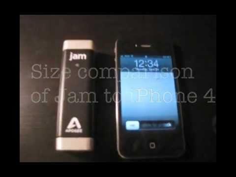 Apogee Jam - Details, Review and How To Demos