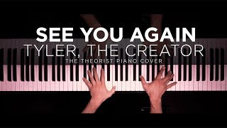Tyler, The Creator ft. Kali Uchis - See You Again | The Theorist Piano Cover