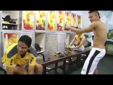 Baixar Neymar bailando ''ai se eu te pego'' [HD]