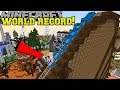 Minecraft: FASTEST ROLLER COASTER EVER!!! - HERO FAIR [1]