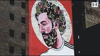 Egypt and Liverpool Superstar Mo Salah Is Larger Than Life