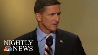 Michael Flynn's Former Business Partners Charged With Conspiracy | NBC Nightly News