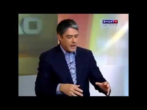 Baixar Willian Bonner diz que gosta do Cruzeiro, e relembra lance de Nelinho