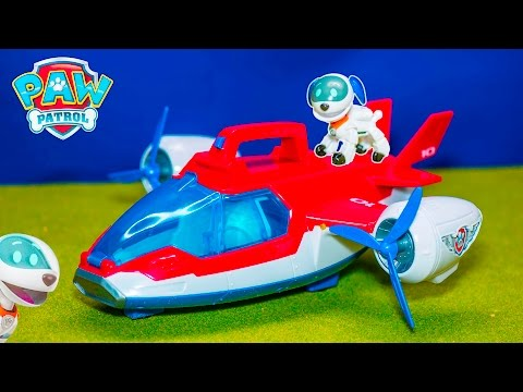 video Paw Patrol Air Patroller