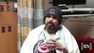 Pancho Billa's last message to Bills fans