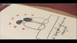 Bộ Tranh vẽ tình yêu là...