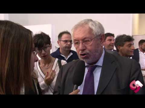 Intervista al sottosegretario Pier Paolo Baretta a Enada Roma