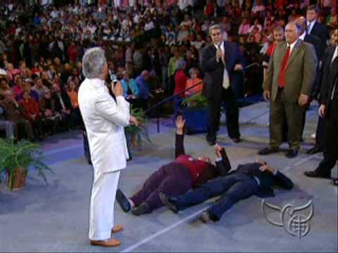 Benny Hinn God S Healing Presence In Denver Crusade