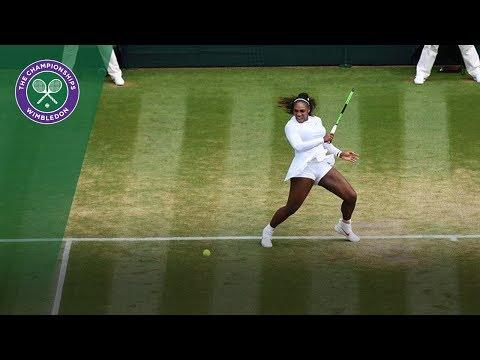 Serena Williams vs Evgeniya Rodina