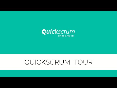 How to Start with Quickscrum Tool - An Introduction