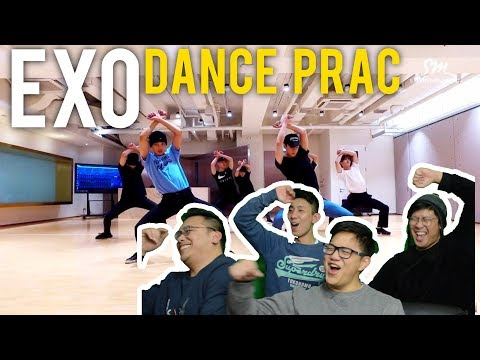 EXO | THE EVE DANCE PRACTICE Reaction (+Henry Demo)