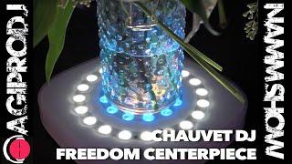 CHAUVET DJ FREEDOMCENTERPIECE in action