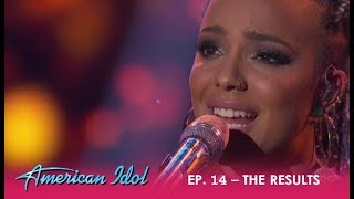 Jurnee: Wows The Crowd With EMOTIONAL Performance | American Idol 2018