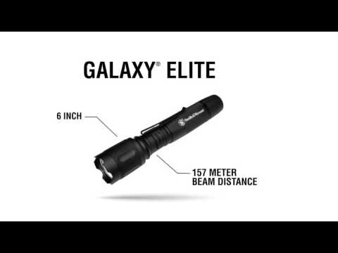 Smith & Wesson Galaxy Elite Flashlight