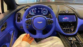 استون مارتن 2021 DBX  سيارة من اصل 500 سيارة بالعالم