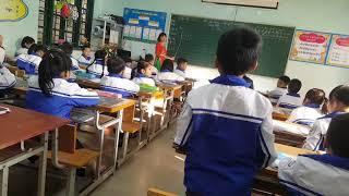 Tiếng Việt công nghệ  Bài vần oe. Tiết 1. Trường tiểu học hoàn sơn.