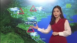Dự báo thời tiết 24/04/2020   Bắc Bộ trời rét, thấp nhất 14 độ   VTC16