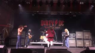 Dirty DC Soul Stripper, Bonfest 2018