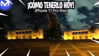 iPhone 11 PRO Max TRUCO MODO NOCHE REVELADO !
