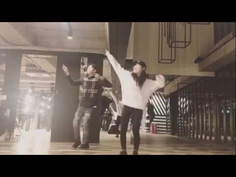 Jay Park & Kim Seulgi - All I Wanna Do Dance duet