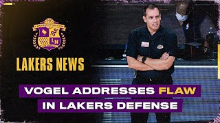 Frank Vogel Addresses Elephant In The Room About Lakers
