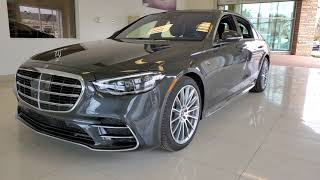 ALL New 2021 S580 First Impressions