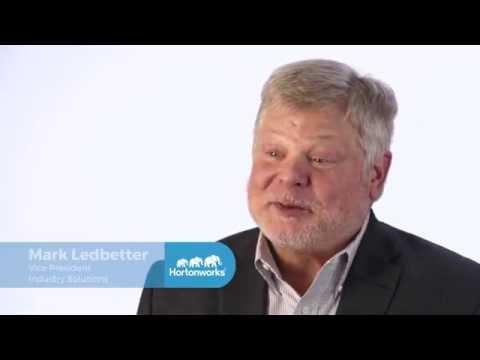 Interview with Mark Ledbetter, Hortonworks