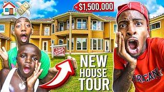 NEW MINI MANSION HOUSE TOUR!!😱🏠