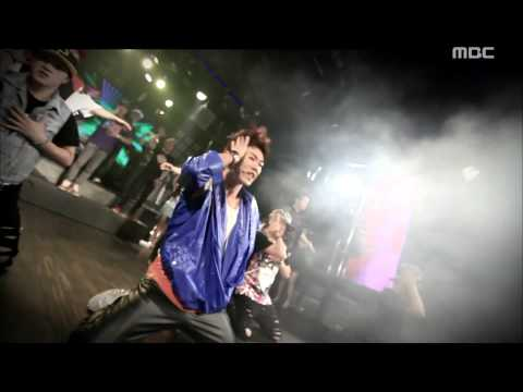 음악중심 - Jang Woo-hyuk - Weekend Night, 장우혁 - 주말밤, Music Core 20110709