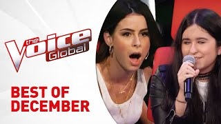 BEST OF DECEMBER 2019 in The Voice Kids