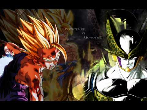 Gohan vs Cell Kamehameha Battle Theme