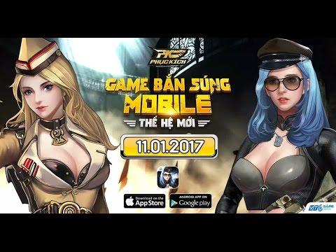 Phục Kích Mobile - Chính Thức Ra Mắt Sever Không Reset 11-1-2017 , Tải Phục Kích Cho Androi Và IOS