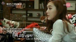 SNSD (Hyoyeon, Tiffany, Jessica) - Máy kiểm tra nói dối