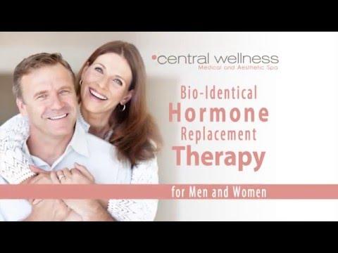 CentralWellness Hormone HRT